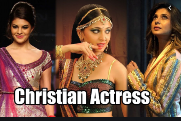 Christian Heroines in Tollywood