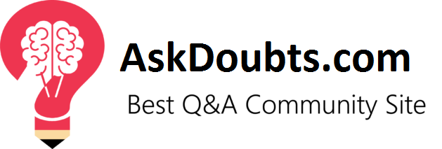 Ask Doubts Logo