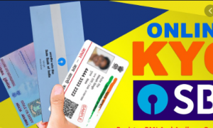 How to Submit SBI KYC online 2020